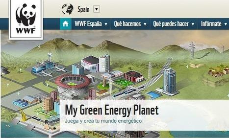 My Green Energy Planet : un jeu pour créer sa propre planète durable   Education & Numérique   Scoop.it