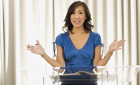 Most women are more scared of public speaking than they are of death | Kevin and Taylor Potential News Stories | Scoop.it