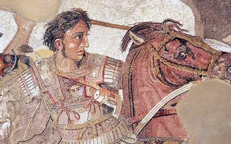 Alexander the Great: Good for the Jews?   Ancient History   Scoop.it