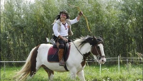 Tir à l'arc à cheval : la France dans le mille | Cheval et sport | Scoop.it