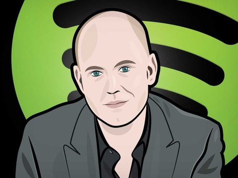 Spotify reportedly just raised $350 million | Screen Harmony | Scoop.it