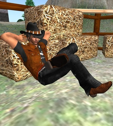 The SL Fashionista: male clothes from the event.Hollywood | Second LIfe Good Stuff | Scoop.it