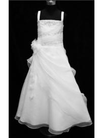 pink marie flower girl dresses, Shop for pink marie flower girl dresses Online - Dresswe.Com | contracted | Scoop.it