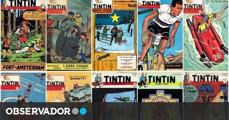 """Tintin"": a revista dos 7 aos 77 faz 70 anos 