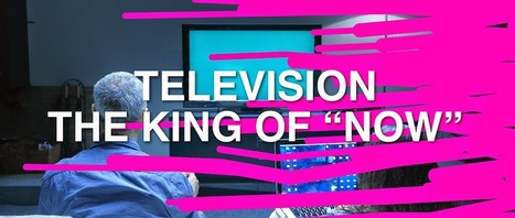 """Lost In Transmedia: Television, the king of """"now"""" 