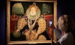 Call to raise £10m to buy famed Elizabeth I portrait for Britain | Museum & heritage news - Actualités & découvertes musées et patrimoine | Scoop.it