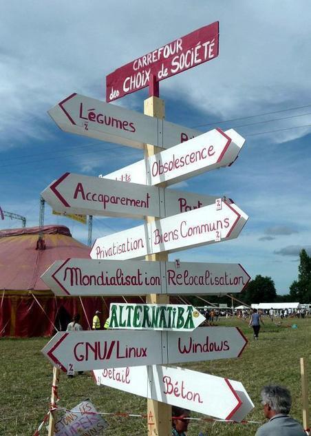 Alternatiba 2013, Le village des alternatives | Attac France | OPTIMUNDI | Scoop.it