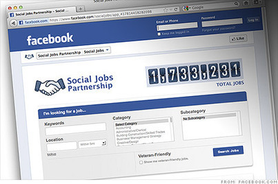 Facebook launches Social Jobs, a job search app | Facebook Marketing All News | Scoop.it
