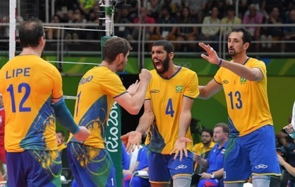 Italy vs Brazil Men's Volleyball Final Live streaming, Timing, Prediction Rio 2016 Olympics | Current Event | Scoop.it