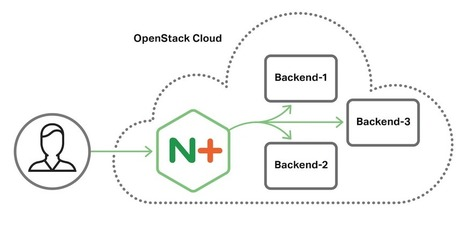 NGINX Plus as a Cloud Load Balancer for OpenStack - DZone Cloud | Cloud Innovation | Scoop.it