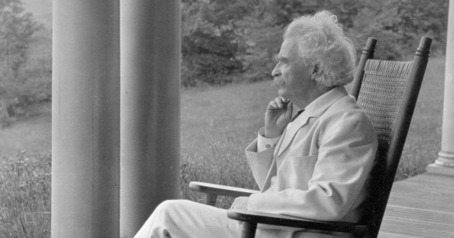 5 Productivity Tips From Mark Twain | Samuel Bacharach Blog | Real Estate Plus+ Daily News | Scoop.it