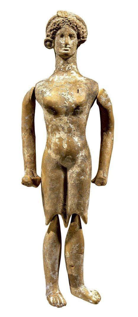 Cómo se criaba a los niños en la antigua Grecia | Griego clásico | Scoop.it