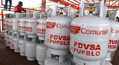 Pdvsa Gas Comunal admite problemas de distribución   Globovisión   El Mercadeo en Venezuela 4   Scoop.it