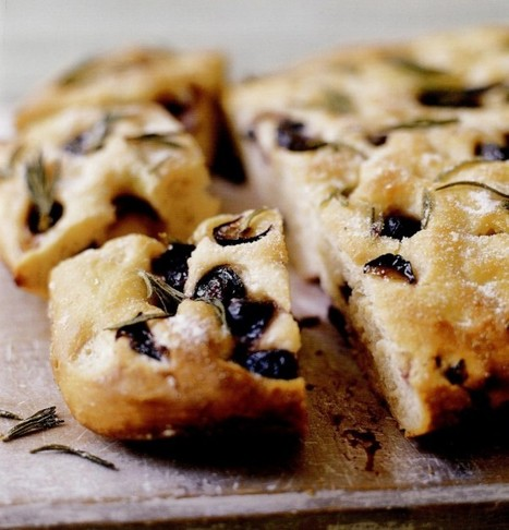 Schiacciata met blauwe druiven | Pane, Pizza e Amore | Scoop.it