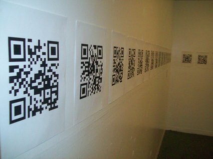 Using QR codes to show art | QR Code Marketing | Scoop.it