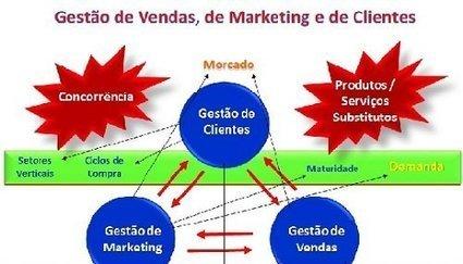 A visão integrada de Marketing e Vendas   Antonio Bucci CEO GrupoTreinar   Scoop.it