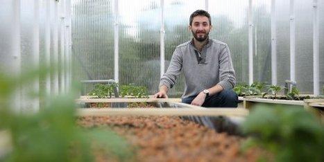 Photos : la première ferme urbaine de Toulouse va bientôt ouvrir | Chimie verte et agroécologie | Scoop.it