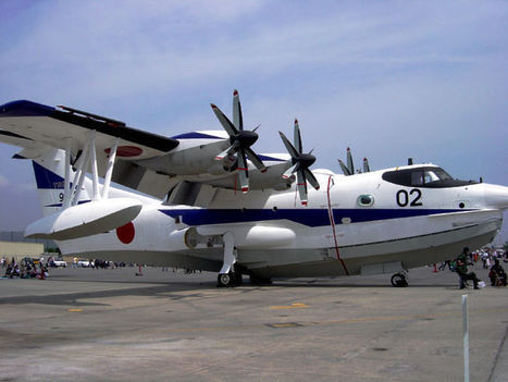 India set to purchase Japan-made amphibious planes - The Japan Daily Press | Airplanes21 | Scoop.it