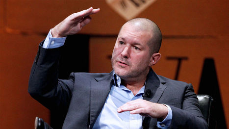 Jony Ive Is Apple's First Chief Design Officer   Real Estate Plus+ Daily News   Scoop.it