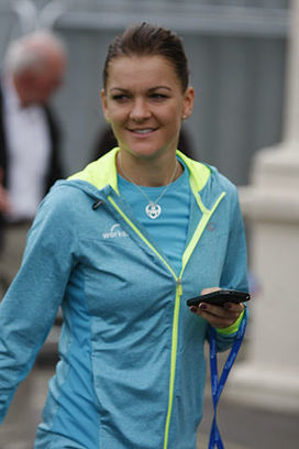 Agnieszka Radwanska wins the WTA Finals 2015 | Sports | Scoop.it