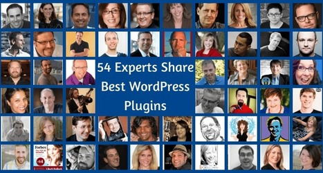 Best Wordpress Plugins for Your Blog Selected by Marketers | CLOVER ENTERPRISES ''THE ENTERTAINMENT OF CHOICE'' | Scoop.it