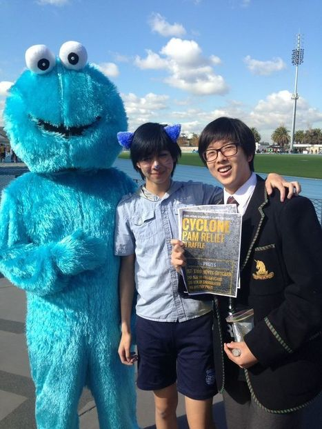 House Athletics Carnival Day #1 in the sun | What is a teacher librarian? | Scoop.it