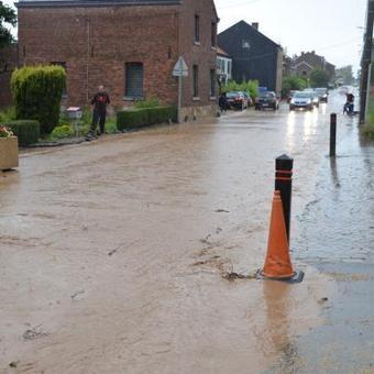 Donceel: 100.000 euros pour lutter contre les inondations | Inondations en Wallonie | Scoop.it