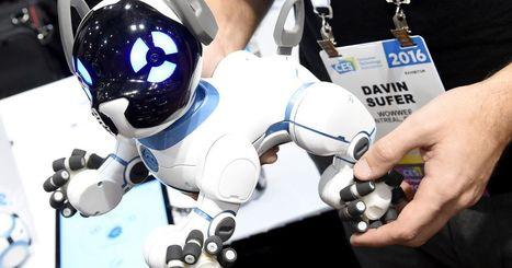 10 fun gadgets 'Unveiled' at CES 2016 | Digital Culture | Scoop.it