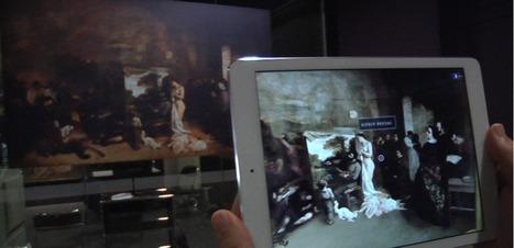 Quand la réalité augmentée permet de (re)redécouvrir un tableau   Littérature, arts et sciences   Scoop.it