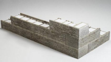 Le béton de bois, une réponse matérielle à la maison BBC | Immobilier | Scoop.it