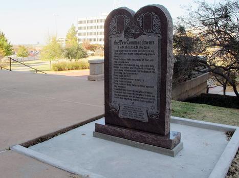 Satanists want statue beside Ten Commandments monument at Oklahoma Legislature | Strange days indeed... | Scoop.it