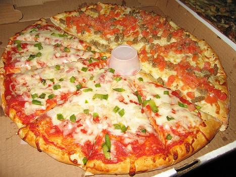 Order Pizza to Ward off Winter Vomiting Disease, Study   University Herald   CALS in the News   Scoop.it