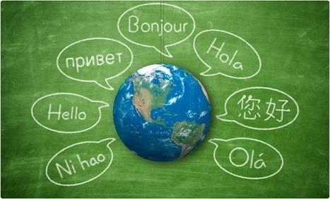 El lenguaje no es igual aquí y en China | Neurociencia y psicología | Scoop.it