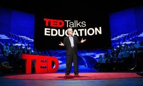 The Best TED & TEDx Talks for Teachers & Students | educational help | Scoop.it