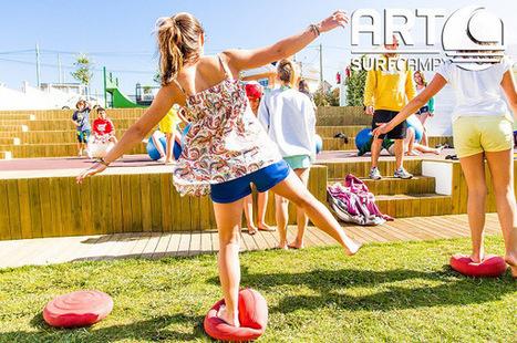 El surf un deporte con infinidad de beneficios para los niños y niñas - | Recull diari | Scoop.it