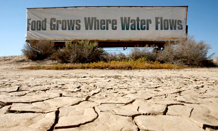 Devastating Drought Continues to Plague California | EcoWatch | EcoWatch | Scoop.it