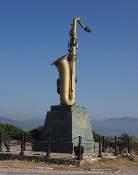 City of Music in Tabaska - Tunisie | DESARTSONNANTS - CRÉATION SONORE ET ENVIRONNEMENT - ENVIRONMENTAL SOUND ART - PAYSAGES ET ECOLOGIE SONORE | Scoop.it