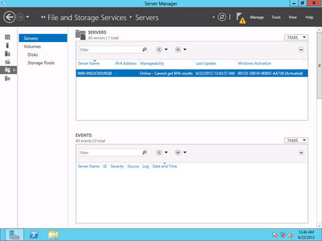 How To Manage Storage Spaces and Storage Pools in Windows Server 2012 | Windows Infrastructure | Scoop.it