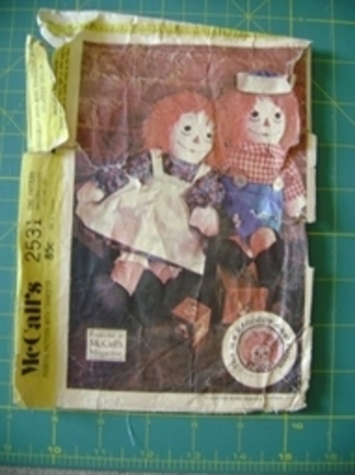 Making Raggedy Ann & Andy Dolls | Antiques & Vintage Collectibles | Scoop.it