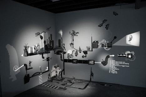 Mécaniques discursives @ Bruxelles - 22/01 > 03/02/13 @ iMAL - par Fred Penelle et Yannick Jacquet (Legoman) | Art vidéo | Scoop.it