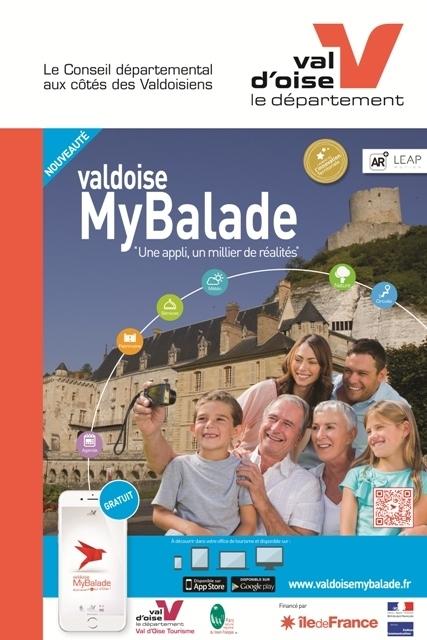 Entrez dans l'expérience Valdoise-MyBalade ! | Off the beaten tracks | Scoop.it