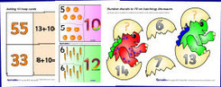 Math printables for preschool, kindergarten, elementary - activities, games, flash cards, posters - SparkleBox | African education | Scoop.it