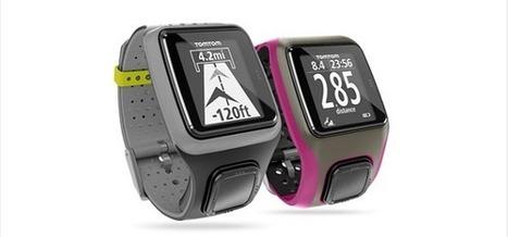 TomTom annonce ses nouvelles montres de sport GPS | Le e-journal du marketer | Scoop.it