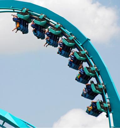 Top Reasons We at Witmer Group Love Roller Coasters | social media | Scoop.it