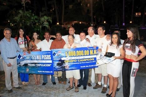 GOBCOL: Premian a ganadores del Torneo Internacional de Pesca Deportiva | Noticias Colima | Scoop.it