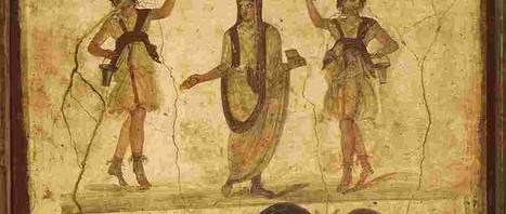 El Culto privado en Roma. Los Dioses Domésticos | LVDVS CHIRONIS 3.0 | Scoop.it