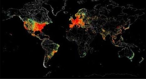 «Internet comme territoire sans frontières, c'est une vaste blague» par Rémi Noyon | Digital #MediaArt(s) Numérique(s) | Scoop.it
