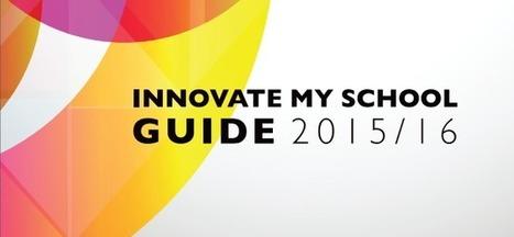 Introducing the Innovate My School Guide 2015/16 - Innovate My School   Education Technologies   Scoop.it   Scoop.it