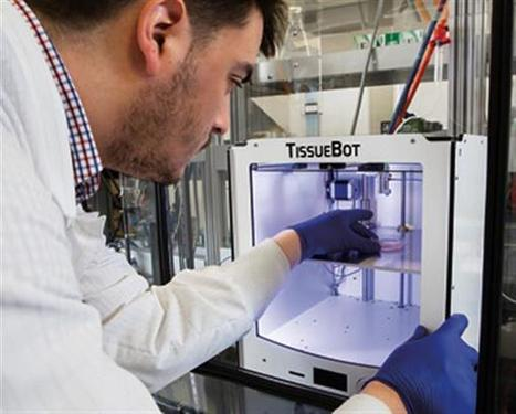 Binghamton University develops 3D printing process to cure diabetes and other preventable diseases | diabetes and more | Scoop.it