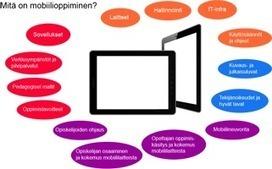 Mobiilioppiminen - AmmattiPeda | Tablet opetuksessa | Scoop.it